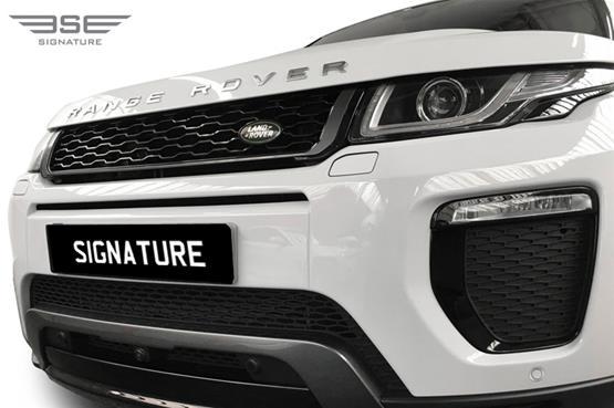 Range Rover Evoque Convertible Nose