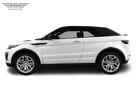 Range Rover Evoque Convertible Left View