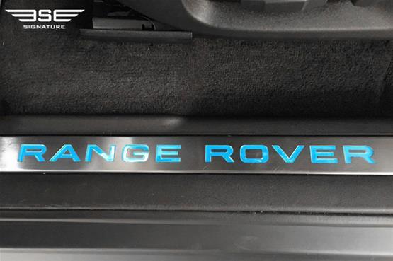 Range Rover Evoque Convertible Logo
