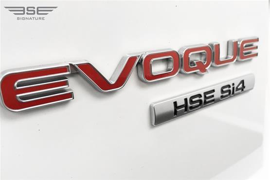 Range Rover Evoque Convertible Logo 2