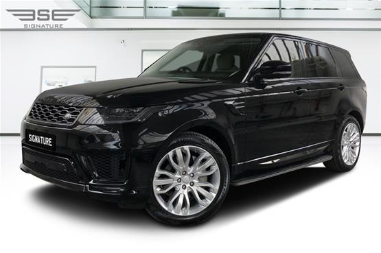 Rent Range Rover Sport 3.0 S/C