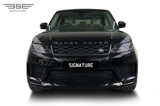 Range Rover Sport 3.0 S/C Front View