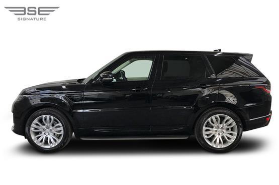 Range Rover Sport 3.0 S/C Left View