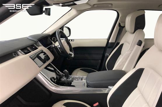 Range Rover Sport 3.0 S/C Front Seats
