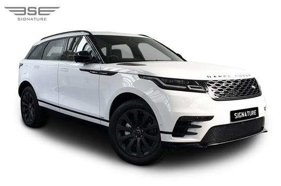 Range Rover Velar Front Right View