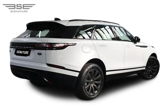 Range Rover Velar Rear Right View