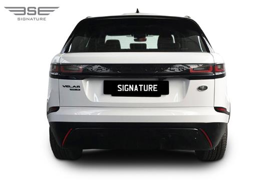 Range Rover Velar Rear View