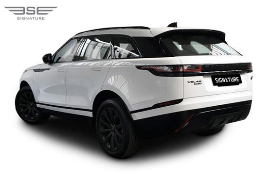 Range Rover Velar Rear Left View