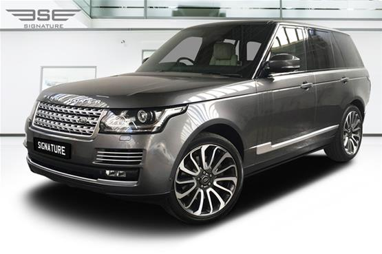 Hire Range Rover Vogue Autobiography 4.4L