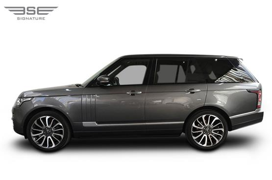 Range Rover Vogue Autobiography 4.4L Left View