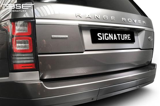 Range Rover Vogue Autobiography 4.4L Rear