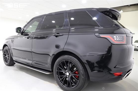 Range Rover Sport SVR 2018 - 03