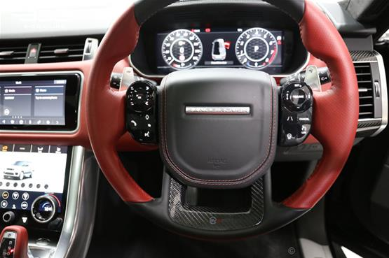 Range Rover Sport SVR 2018 - 25