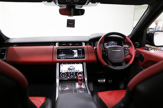 Range Rover Sport SVR 2018 - 35