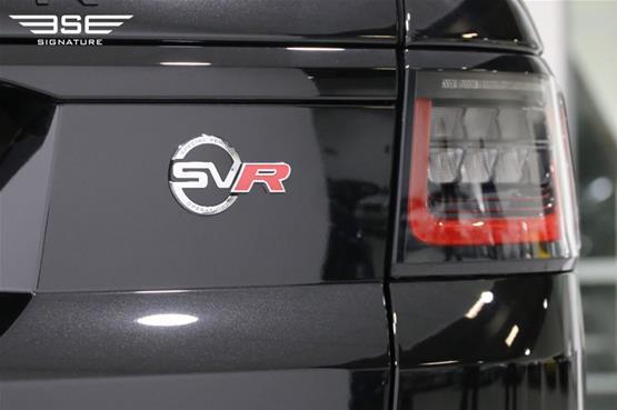 Range Rover Sport SVR 2018 - 39