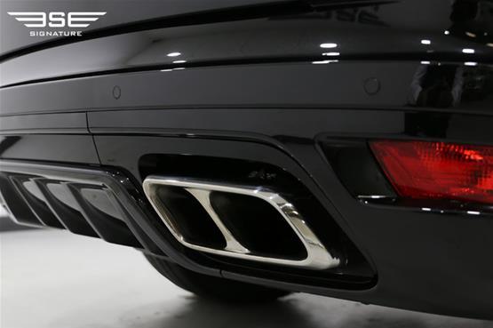 Range Rover Sport SVR 2018 - Exhaust