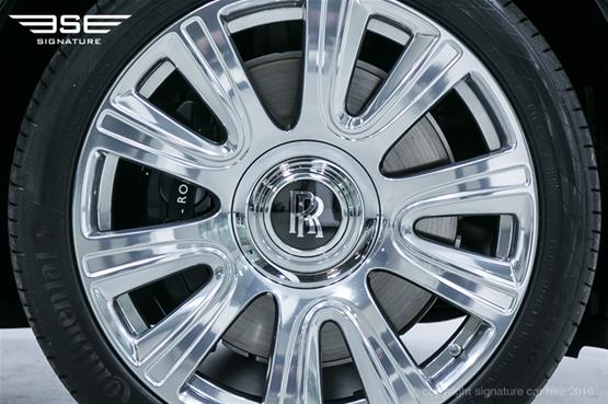 Rolls Royce Dawn Alloy Wheel
