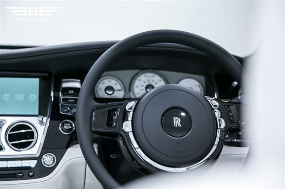 Rolls Royce Dawn Steering Wheel
