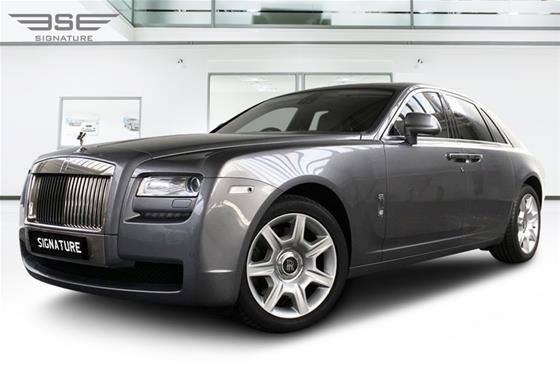 Rolls Royce Rental In London Signature Car Hire