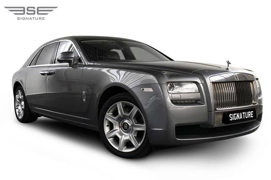 Rolls Royce Ghost Front Left View