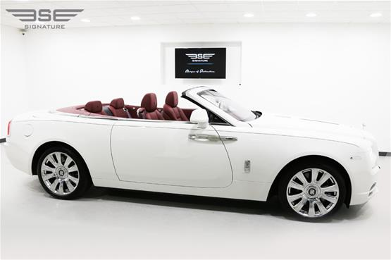 Rolls Royce Dawn White  - 26
