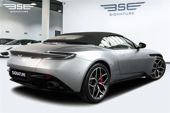 Aston Martin DB11 Volante Rear Right View
