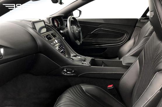 Aston Martin DB11 Volante Interior