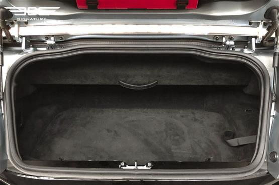 Aston Martin DB11 Volante Boot Space