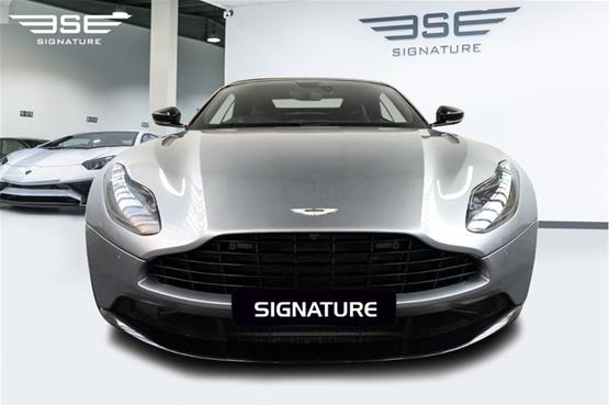 Aston Martin DB11 Volante Front View