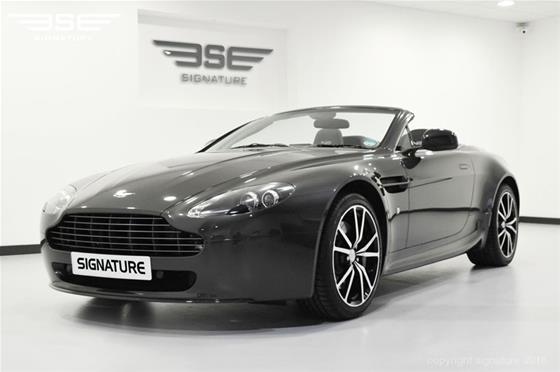 Aston Martin V8 Roadster N420 Limited Edition