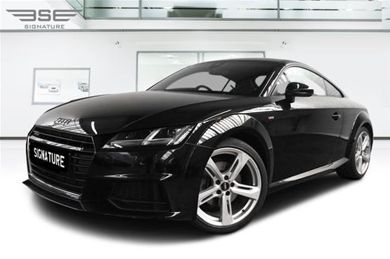 Audi TT Coupe Hire