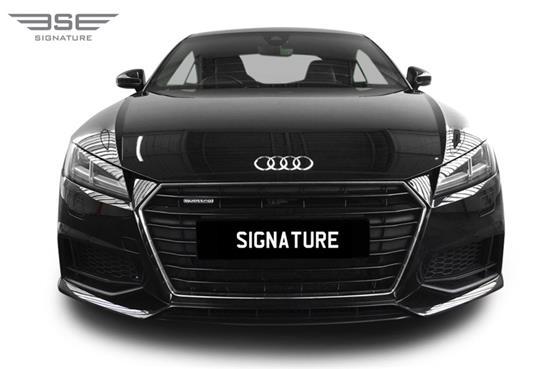 Audi TT Front View