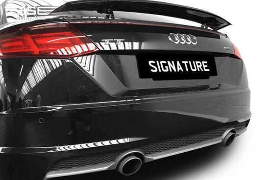Audi TT Rear Bumper