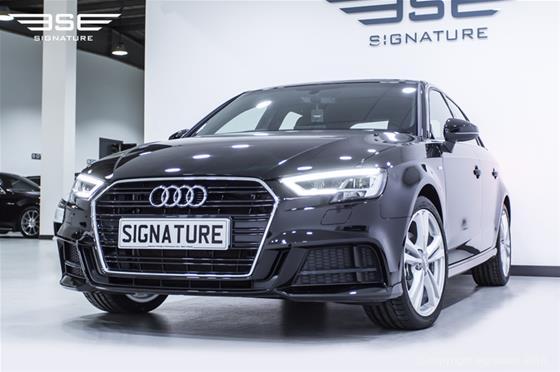 Audi A3 Sportback 2.0 TDI S Line
