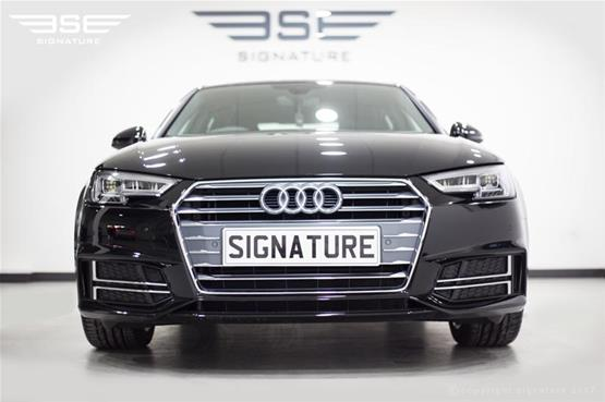 audi-a4--saloon-2.0tds-line-s-tronic-front-low