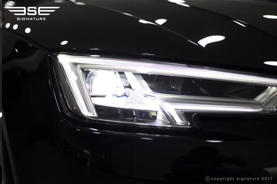 audi-a4--saloon-2.0tds-line-s-tronic-lights-on