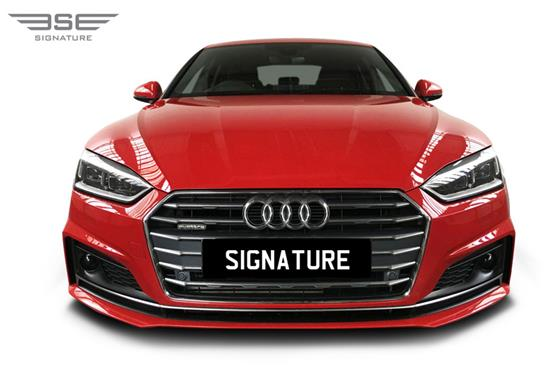 Audi A5 Sportback Front View