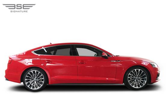 Audi A5 Sportback Right View