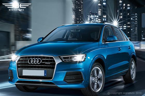 Audi Q3 2.0 TDI Special Edition
