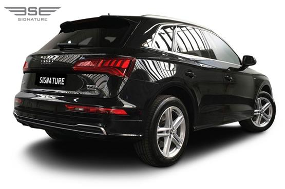 Audi Q5 Right Rear View