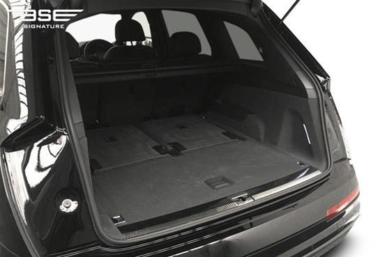 Audi Q7 Boot Space Seats Down