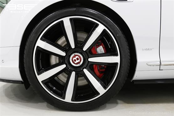 Bentley GT V8S Coupe Wheel