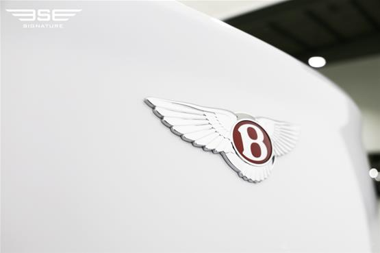Bentley GT V8S Coupe Logo 2