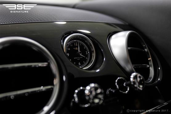 Bentley GT V8S Coupe Clock