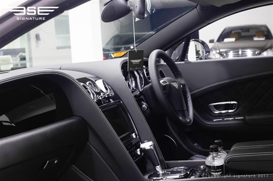 Bentley GT V8S Coupe Dashboard