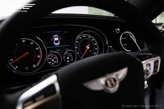 Bentley GT V8S Coupe Dials