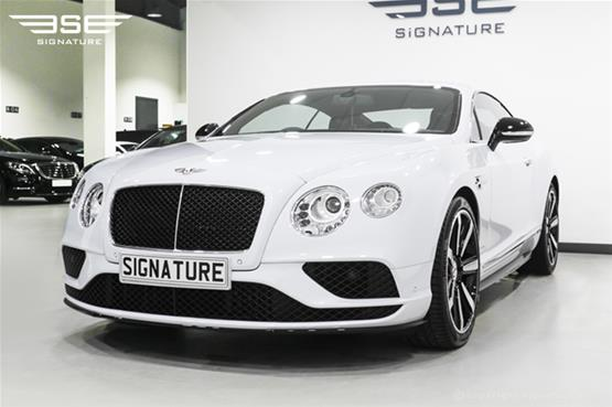 Hire Bentley Continental GT V8S Coupe
