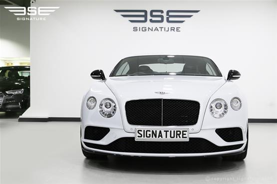 Bentley GT V8S Coupe Front View