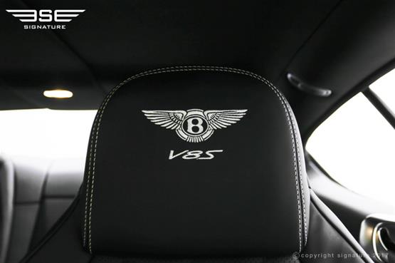Bentley GT V8S Coupe Passenger Seat Headrest