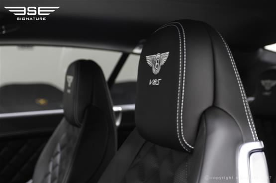 Bentley GT V8S Coupe Front Seats